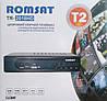 Т2 тюнер Romsat TR 2018 HD