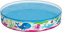 Детский каркасный бассейн Bestway 55028 , 122x25 см