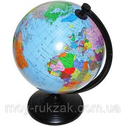 Глобус мира политический, диаметр 160мм, фото 2