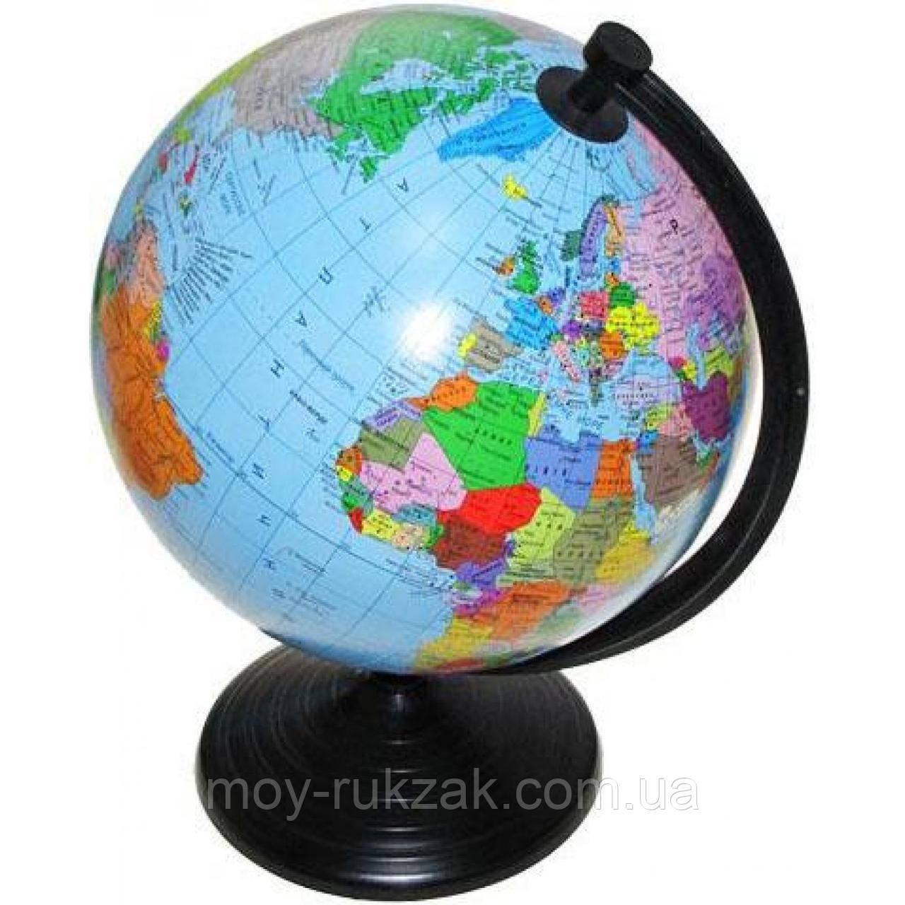 Глобус мира политический, диаметр 220мм