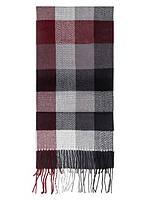 Теплый мужской шарф классический в 3х цветах LGU41-748