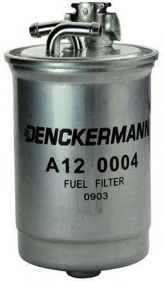 Фільтр паливний VW 1,6 / 1,9 D / TD / TDI 87- (з підігрівом), фото 2