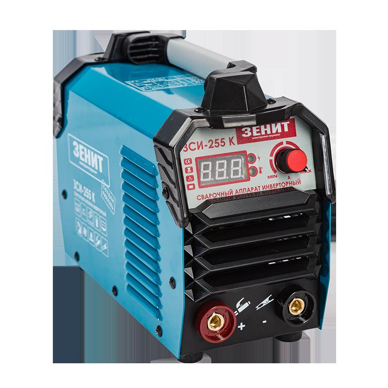 Сварочный инверторный аппарат Zenit ЗСИ-255 К