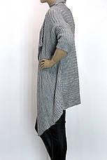 Вязаний  кардиган oversaise , фото 3