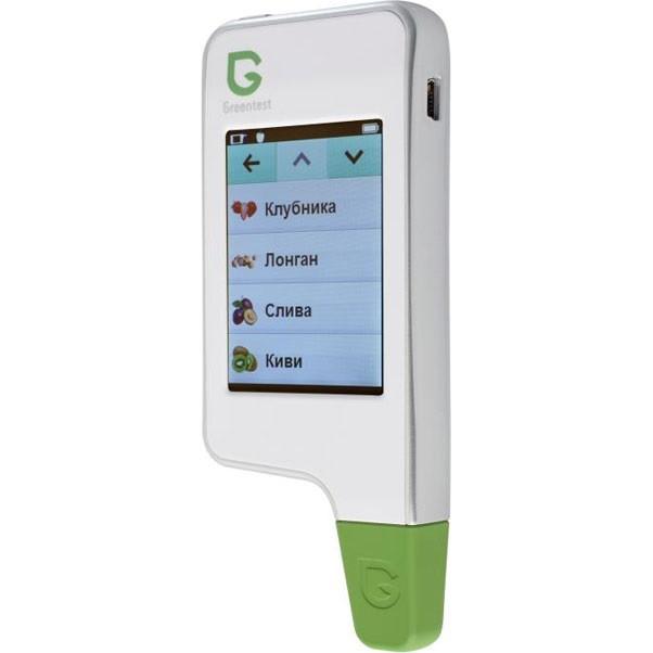 Бытовой нитрат-тестер с анализатором воды ANMEZ Greentest 2 в 1