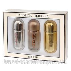 Подарочный набор для женщин Carolina Herrera 212 VIP