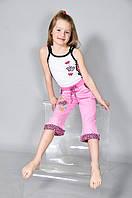 Капри для девочки (арт.0009)