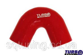 Силиконовый патрубок TurboWorks - Угол 135° - 57 мм