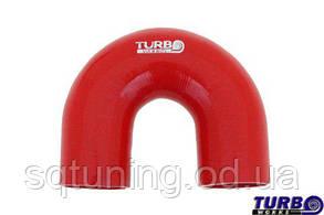 Силиконовый патрубок TurboWorks - Угол 180° - 51 мм