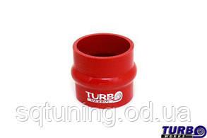 Силиконовый патрубок TurboWorks - Прямой с буфером - 80 мм