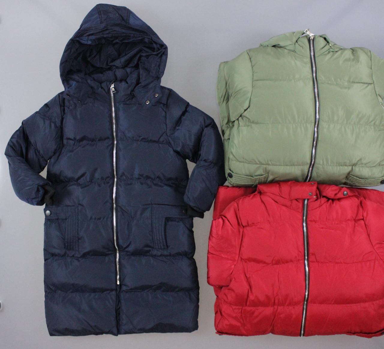 Куртка на меховой подкладке для девочек Grace оптом, 4-12 лет. {есть:4 года}