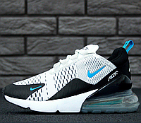 Мужские кроссовки Nike Air Max 270 White Black 131ce4addd86a