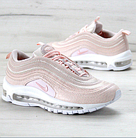 Женские кроссовки Nike Air Max 97 Pink Premium Reflective a0fc99d513297