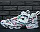 Мужские кроссовки Reebok Insta Pump Fury OG Vetements, Рибок Инста памп белые, фото 3