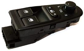 Блок кнопок стеклоподъемника ВАЗ 1118 Люкс (АВАР)