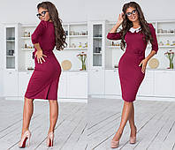 """Стильное платье мини """" Офис """" Dress Code , фото 1"""
