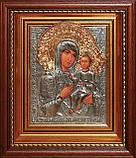 Икона Богоматерь Иверская.