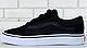 Кеды Vans Old Skool Black, Кеды Ванс Олд Скул черные, фото 2