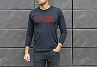 Мужская футболка джерси в стиле Марвел темная