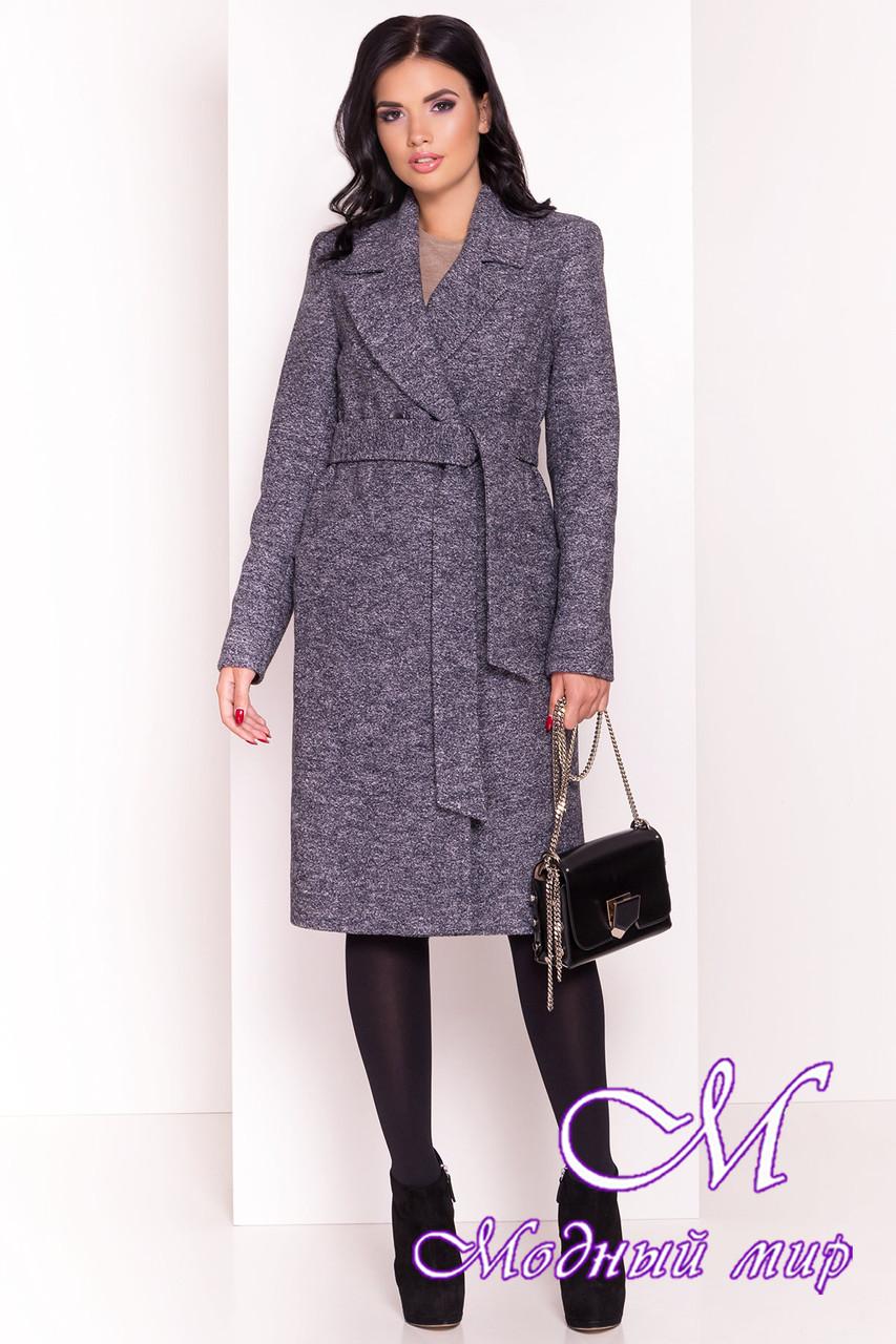 """Женское шерстяное пальто весна (р. XS, S, M, L, XL) арт. """"Джулс 4450"""" - 21445"""