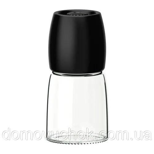 Млинок для спецій IKEA 365+ IHÄRDIG (чорний)