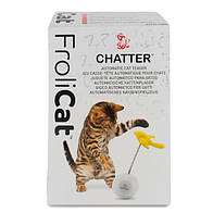 PetSafe FroliCat Chatter, интерактивная игрушка-неваляшка для кошек