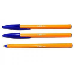 Ручка Bic Orange Original синяя