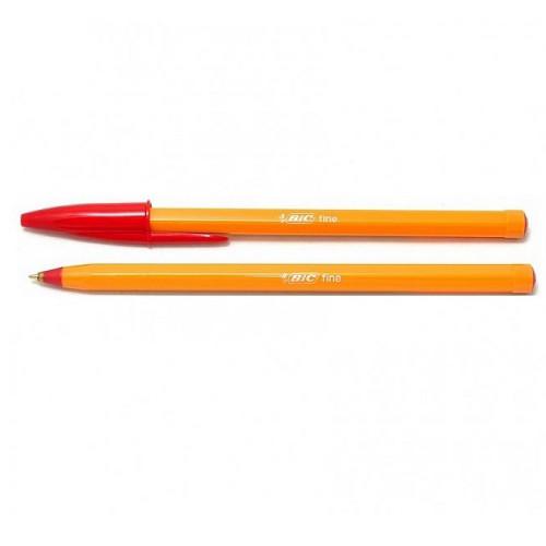 Ручка Bic Orange Original красная