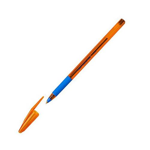 Ручка Bic Orange Grip синяя