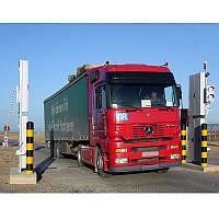 Автомобильные портальные радиационные мониторы серий УРК-PM5000A, УРК-PM5000B