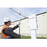 SaphyGATE G стационарная система радиационного и радиометрического контроля автомобильного и железнодорожного транспорта, отходов (Портальный