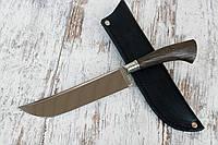 """Нож ручной работы из нержавеющей стали """"Пчак"""""""