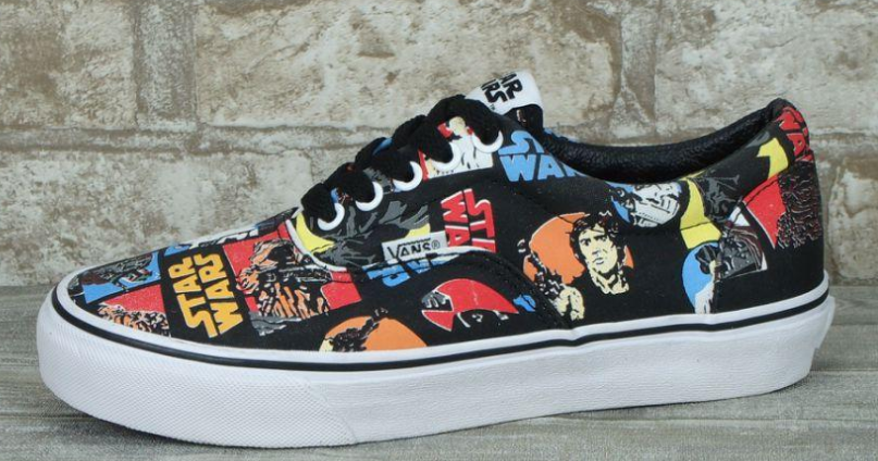 Кеды Vans STAR WARS Color ванс стар варс