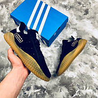 Мужские кроссовки Adidas Kamanda x C.P. Company  (реплика)