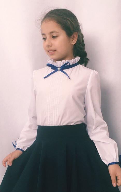 Школьная блузка Новинка