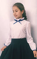 Школьная блузка Новинка , фото 1