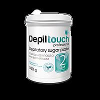 Сахарная паста для шугаринга Depiltouch  мягкая