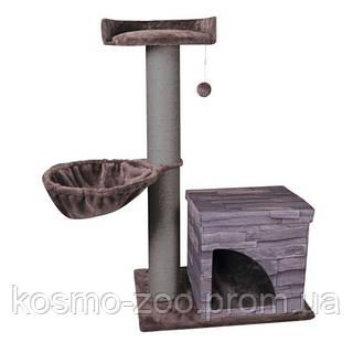 Flamingo Villa Scratch Pole ФЛАМИНГО домик когтеточка для кошек
