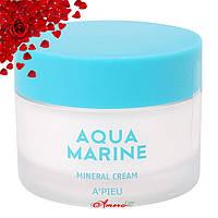 A'PIEU Органическийувлажняющий крем A'PIEU Aqua Marine Mineral Cream