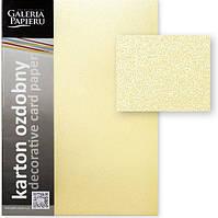 Картон дизайнерский Galeria Papieru MILLENIUM 220 г/м² А4 20 листов