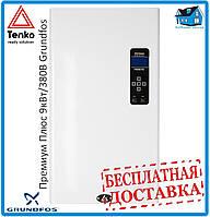 """Электрический котел ТЭНКО (TENKO) """"Премиум Плюс"""" (ППКЕ) 9 кВт/380 В (микропроц+насос+безопасность+бак), фото 1"""
