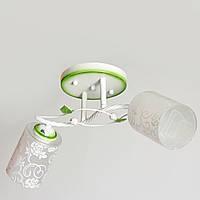 Люстра потолочная 2-х ламповая SH-67009/2 WT