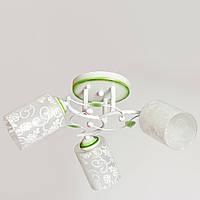 Люстра потолочная 3-х ламповая SH-67009/3 WT