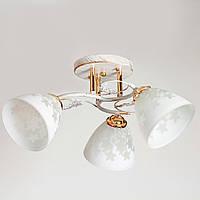 Люстра потолочная 3-х ламповая SH-7065/3B WG