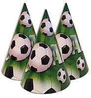 """Колпачки,праздничные маленькие """" Футбол """""""