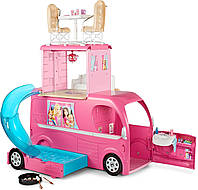 Кемпер трейлер Барби Barbie Pop-Up Camper Vehicle