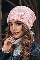Шапка женская Лира  (7 цв), шапки оптом, в розницу, шапки от производителя, дропшиппинг, фото 1
