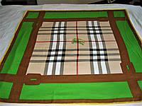 Платок Burberry шёлк, фото 1