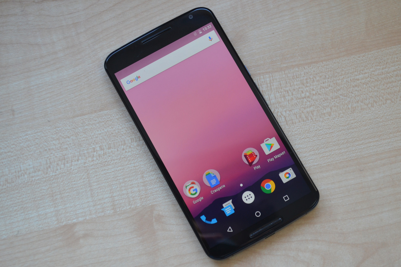 Смартфон Motorola Google Nexus 6 Midnight Blue 64Gb Оригинал!