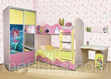 Детская мебель «Волна»    Сич